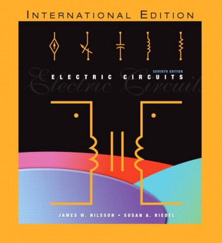 9780131277601: Electric Circuits