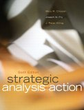 9780131278226: Strategic Analysis and Action