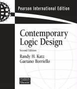 Contemporary Logic Design: Katz, R.H. and