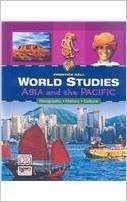 9780131280076: ASIA and the PACIFIC (Geography, History, Culture) (World Studies)