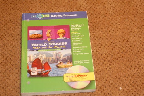 9780131280120: World Studies: Asia and the Pacific All-in-One Teaching Resources