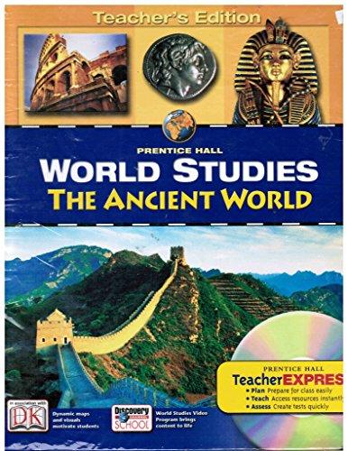 9780131280359: World Studies: The Ancient World (Teacher's Edition)