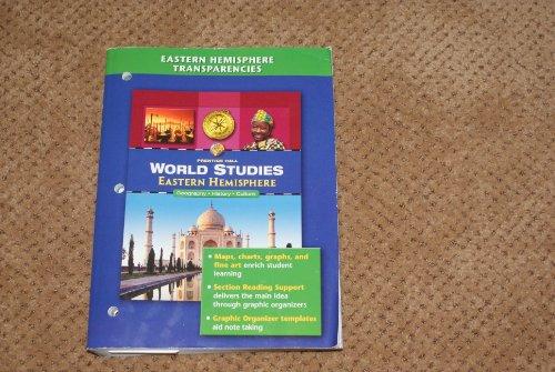 9780131280960: Eastern Hemisphere Transparencies (World Studies: Eastern Hemisphere: Geography, History, Culture)