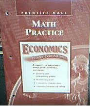 9780131281462: Math Practice (Economics Principles in Action)