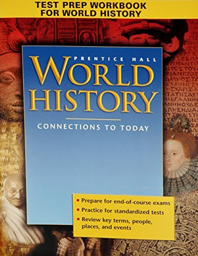 9780131282698: Test Prep Workbook for Prentice Hall