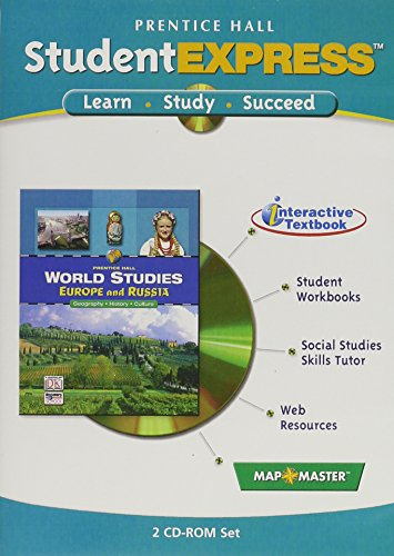 9780131282766: World Studies: Europe and Russia