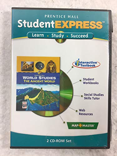 9780131282810: World Studies: The Ancient World (Studentexpress)