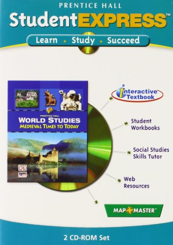 9780131282827: World Studies: Medieval Times to Today - StudentEXPRESS & Interactive Textbook