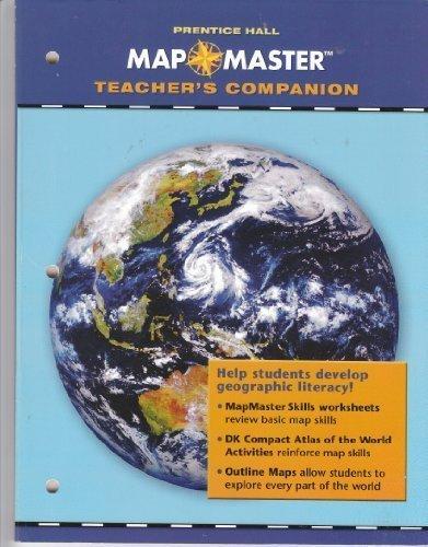 9780131283008: Prentice Hall Map Master: Teacher's Companion
