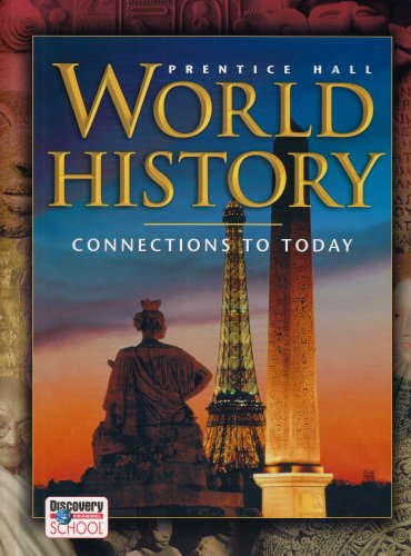 9780131283343: World History: Connections to Today