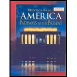 America-Pathways To The Present: Georgia Student Edition (2005 Copyright) Georgia State Specific: ...