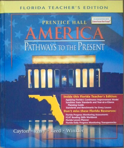 9780131284777: America Pathways to the Present