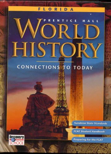 9780131285170: World History Connections to Today (Florida edition)