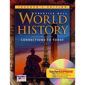 9780131285187: Prentice Hall World History Connections to Today Florida Teacher Edition