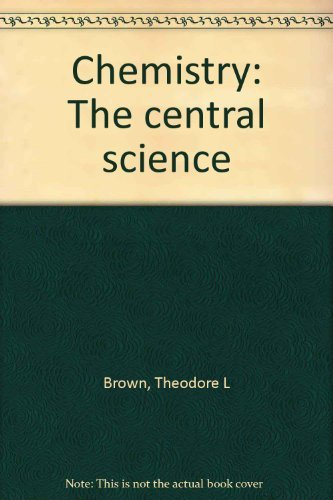 Solutions to exercises in Chemistry, the central science, 2nd edition: Brown, Theodore L