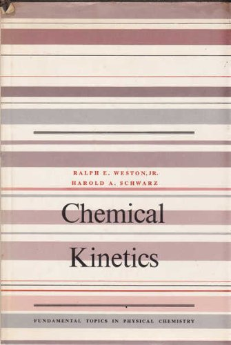 9780131286603: Chemical Kinetics (Fundamental Topics in Physical Chemistry)