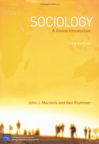 9780131287464: Sociology: A Global Introduction
