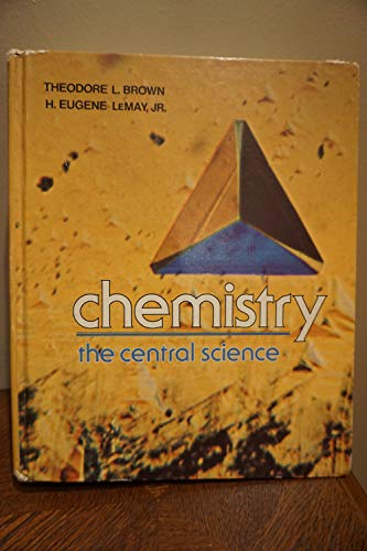9780131287693: Chemistry: The central science