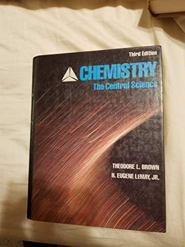 9780131289505: Chemistry: The Central Science