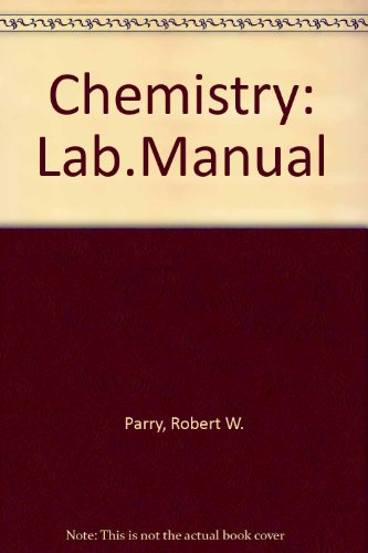 9780131289918: Chemistry: Lab.Manual