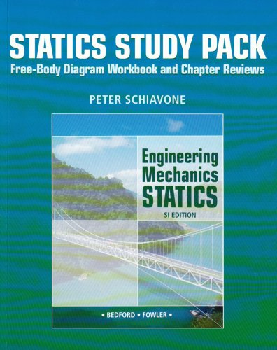 9780131290068: Engineering Mechanics: Study Pack: Statics SI