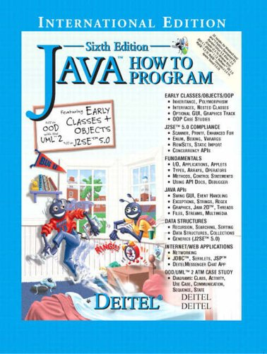 9780131290143: Java How to Program