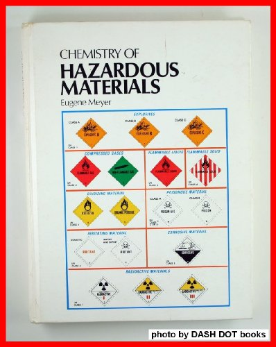 9780131292390: Chemistry of Hazardous Materials