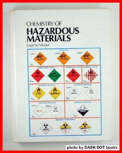 9780131292390: Chemistry of Hazardous Materials