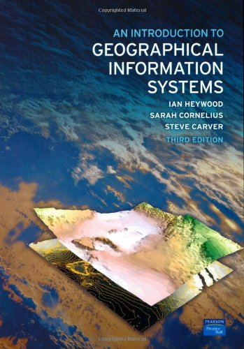 9780131293175: An Introduction to Geographical Information Systems (3rd Edition)