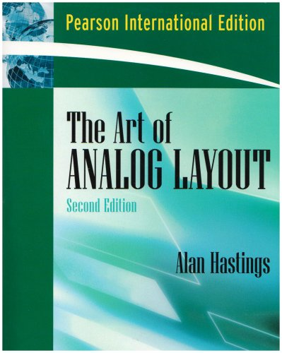 9780131293298: The Art of Analog Layout (Pie)