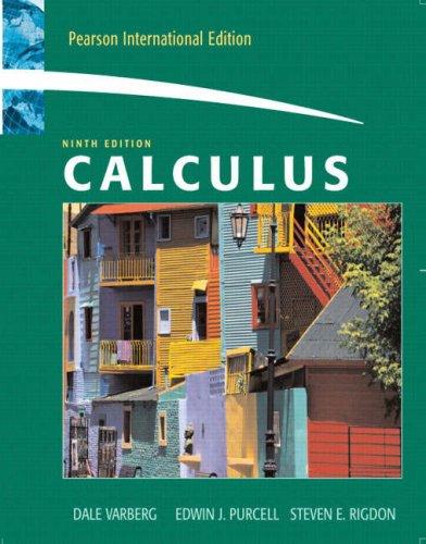 9780131293311: Calculus