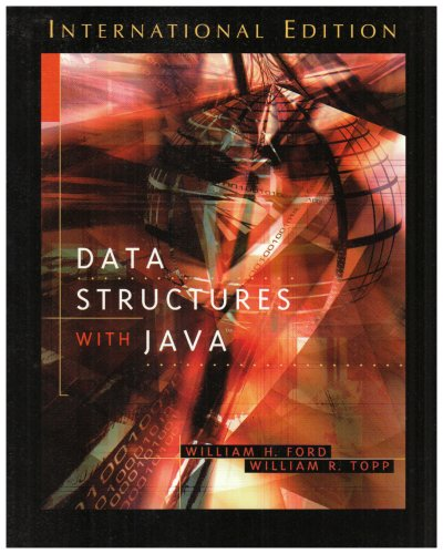 9780131293373: Data Structures with Java: International Edition