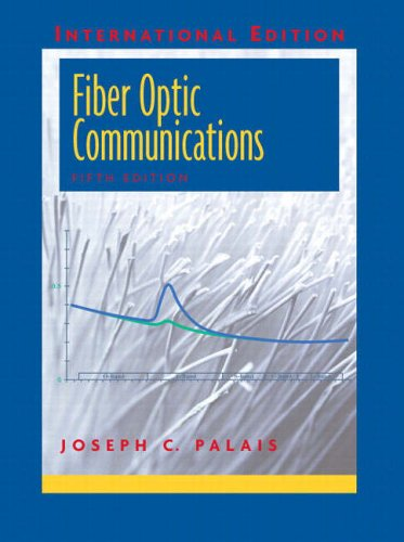9780131293502: Fiber Optic Communications: International Edition