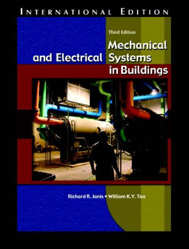 9780131293731: Mechanical and Electrical Systems in Buildings: International Edition