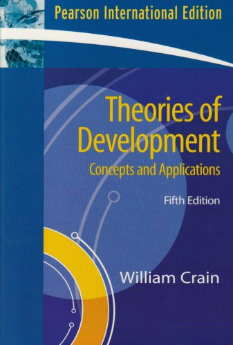 9780131293908: Theories of Development