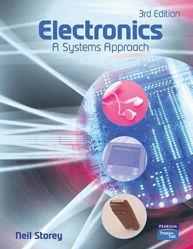 9780131293960: Electronics: A Systems Approach (3rd Edition)