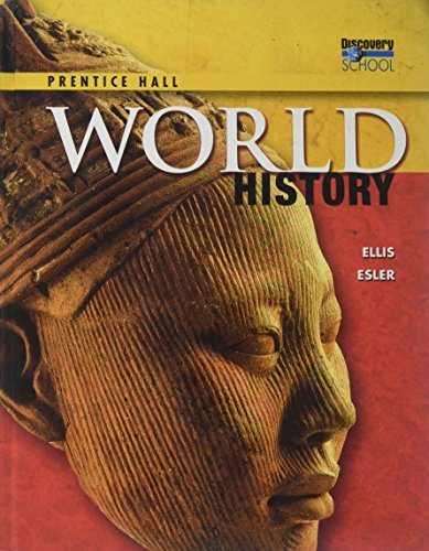 PRENTICE HALL WORLD HISTORY STUDENT EDITION SURVEY: PRENTICE HALL