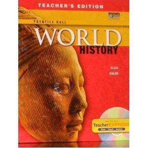 World History Teacher's Edition (0131299727) by Elisabeth Gaynor Ellis; Anthony Esler