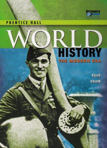 9780131299733: World History: The Modern Era, Student Edition