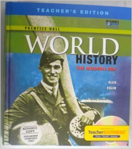 9780131299757: Prentice Hall World History : The Modern Era -Teacher's Edition]