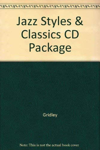 9780131301559: Jazz Styles & Classics CD Package