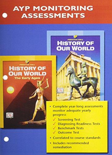PRENTICE HALL HISTORY OF OUR WORLD PROGRESS: HALL, PRENTICE