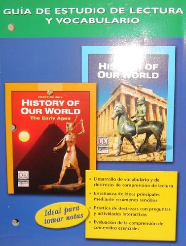PRENTICE HALL HISTORY OF OUR WORLD READING: HALL, PRENTICE