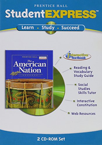 9780131309197: PRENTICE HALL THE AMERICAN NATION STUDENT EXPRESS 2005C
