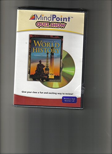 9780131309227: PRENTICE HALL WORLD HISTORY: CONNECTIONS TO TODAY SURVEY/VOL 1          MINDPOINTQUIZ SHOW 2005C