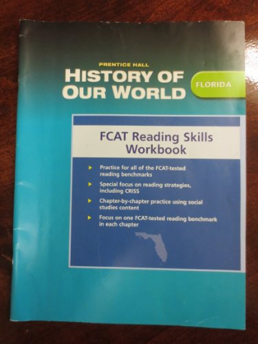 FCAT Reading Skills Workbook (History of Our World)