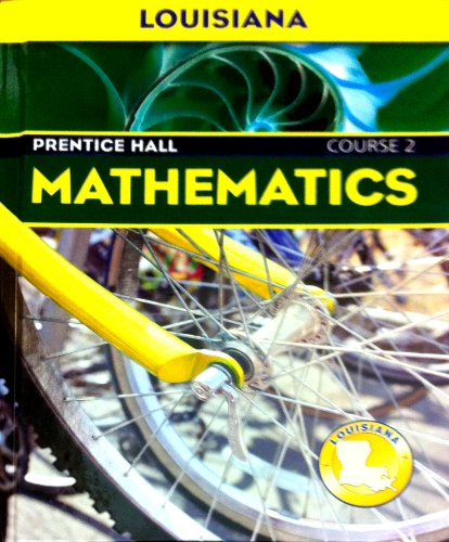 9780131313965: MATHEMATICS:COURSE 2-LOUISIANA