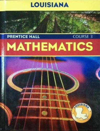 Prentice Hall Mathematics Course 3 La edition: Boyd Charles