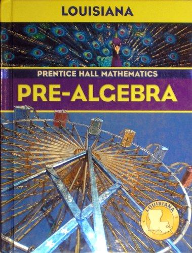 9780131313989: Pre Algebra (LA)