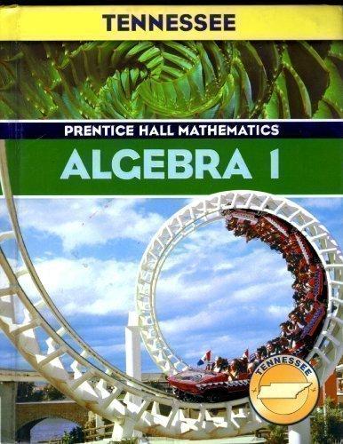 Algebra 1 (Mathematics, Tennessee)
